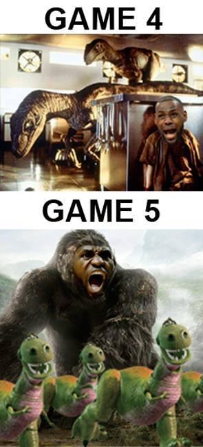 Game 4 Game 5