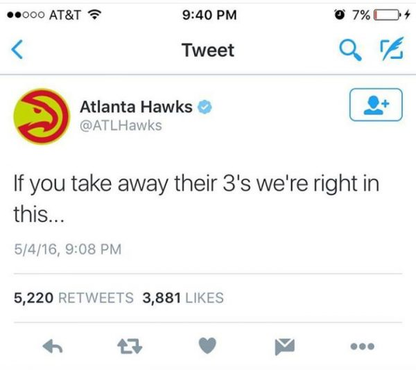 Hawks humor