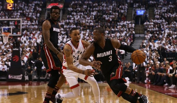 Heat vs Raptors