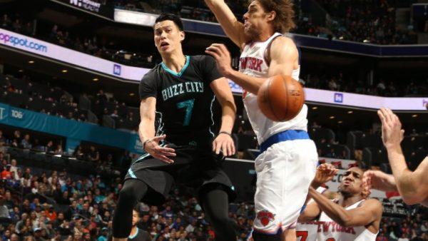 Jeremy Lin Assist