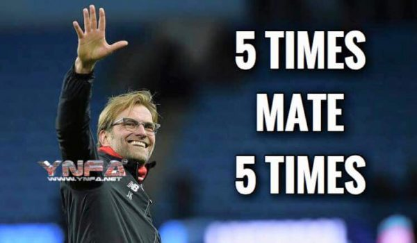 Klopp loses in finals