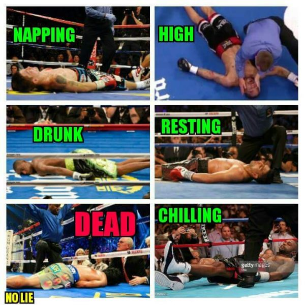 Knockout situations