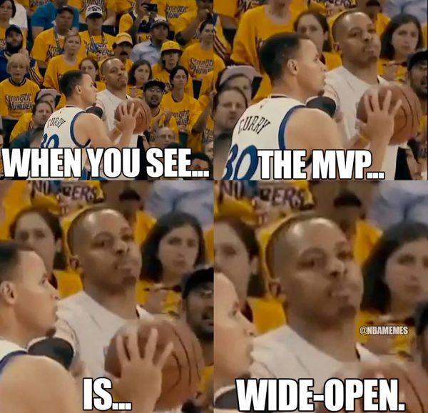 MVP Wide Open Meme