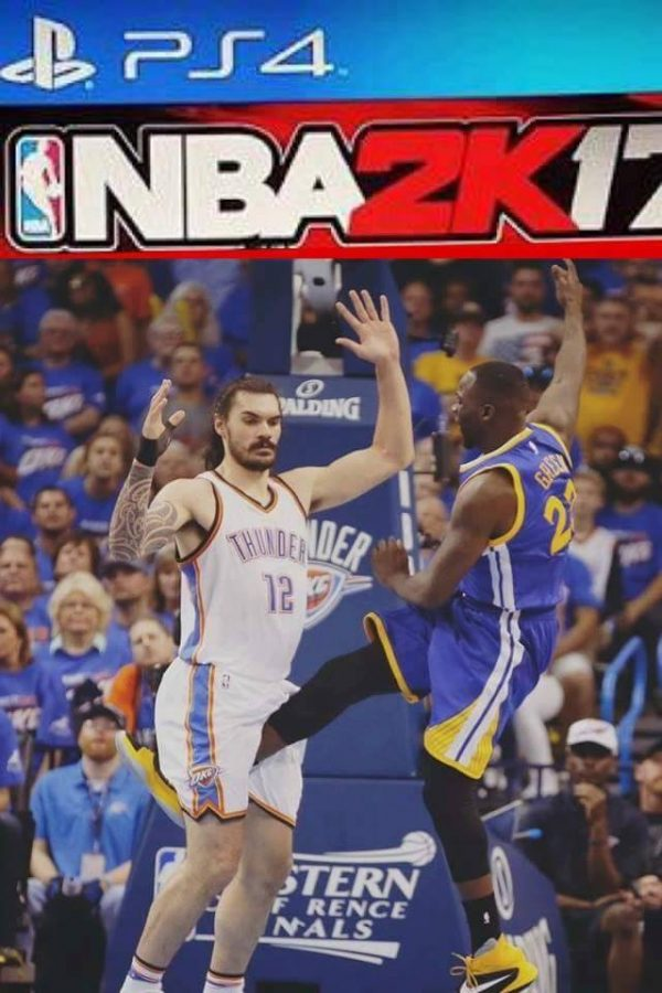New NBA2K cover