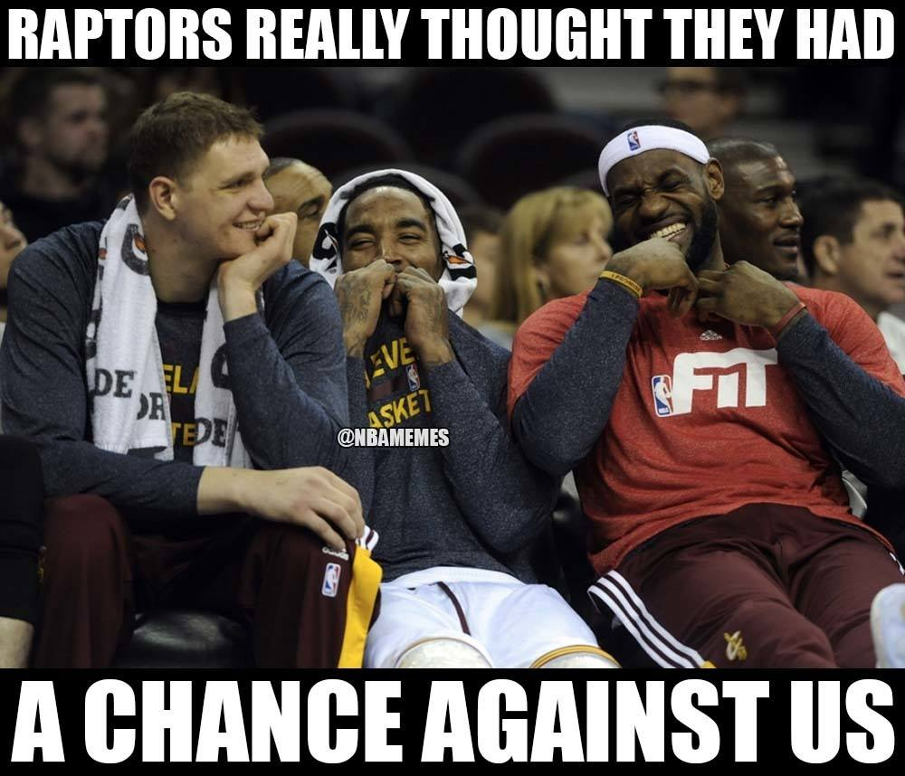 No Chance vs Cavs