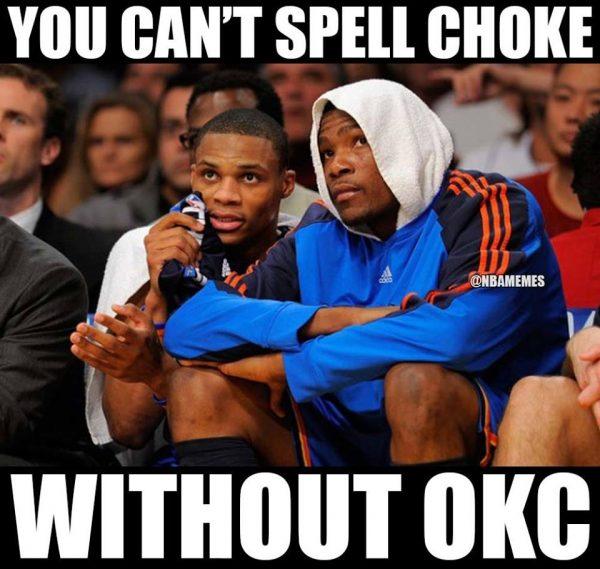 OKC Choke