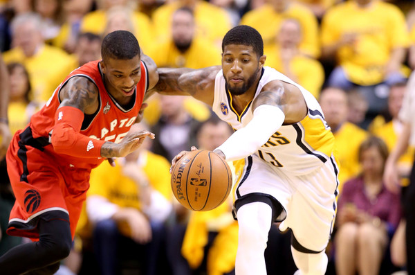 Pacers vs Raptors