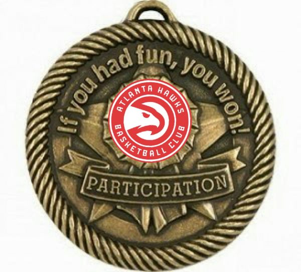 Participation medal Hawks