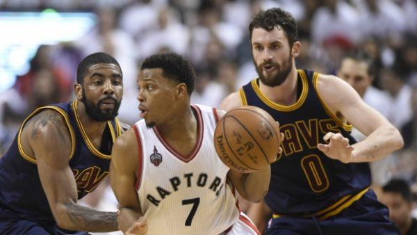 Raptors vs Cavaliers