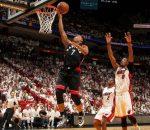 Toronto Raptors v Miami Heat - Game Three