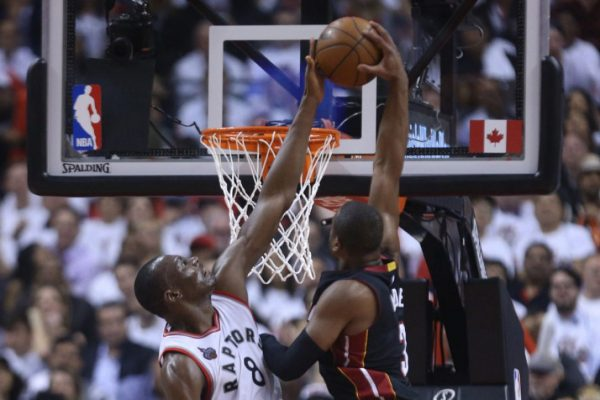 Raptors vs Heat