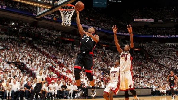 Toronto Raptors v Miami Heat - Game Three