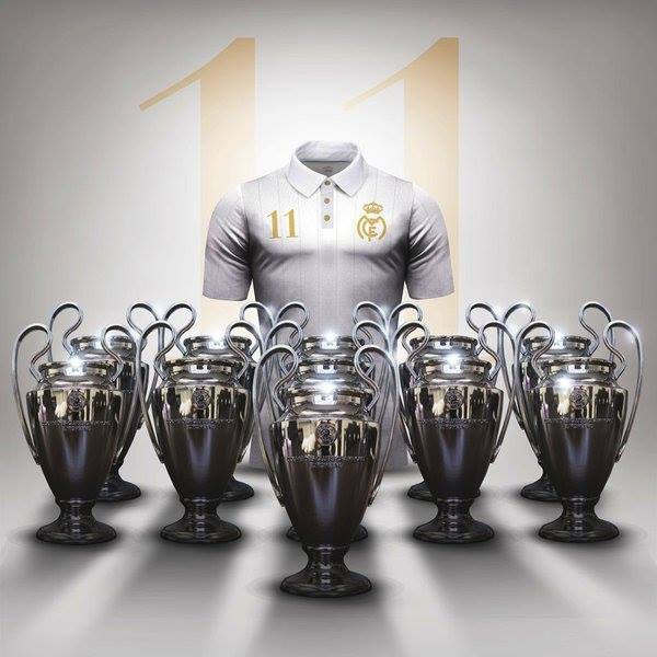 Real Madrid 11