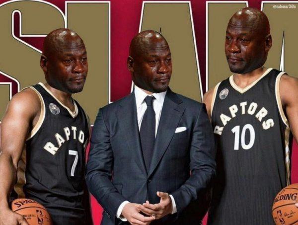 Slam Magazine Crying Jordan