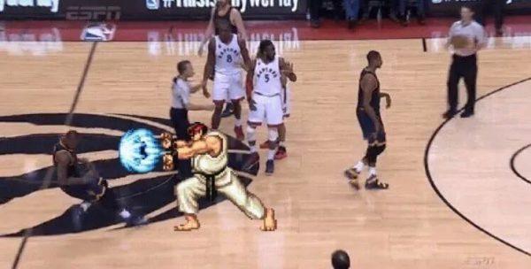 Street Fighter NBA