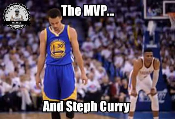 The MVP & Curry