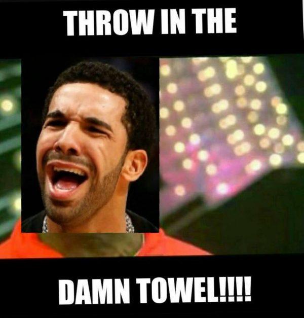 Throw in the Damn Towel