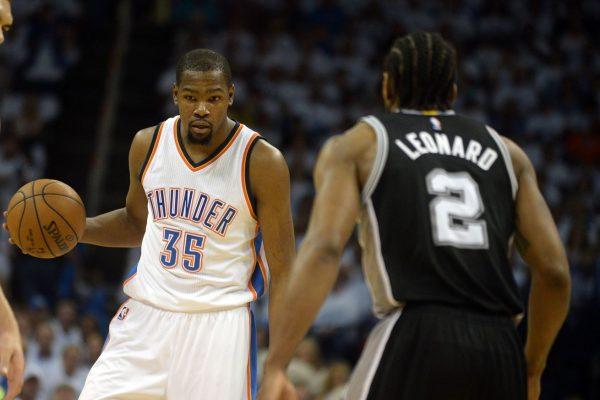 Thunder vs Spurs