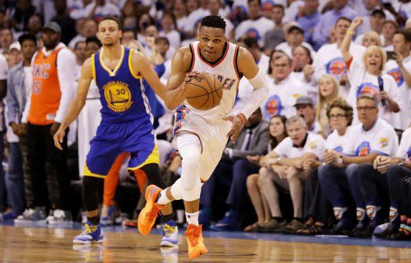 Thunder vs Warriors