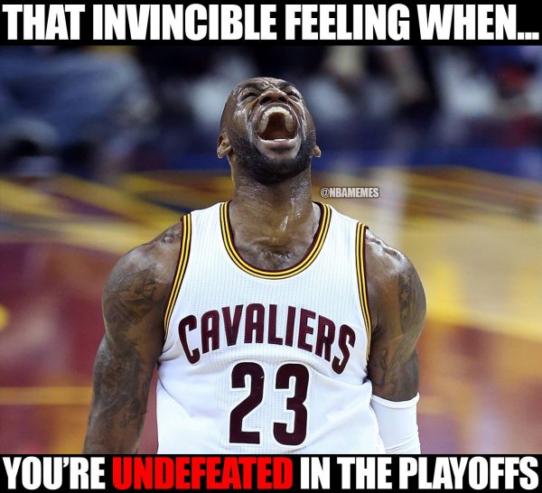 Undefeated in the playoffs