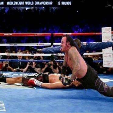 Undertaker Khan
