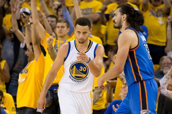 Warriors vs Thunder