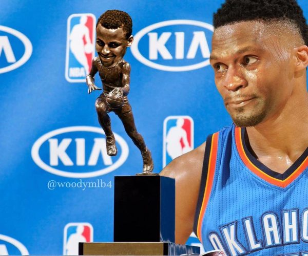 Westbrook Curry MVP