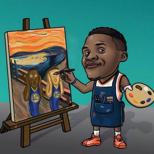 Westbrook Masterpiece Scream