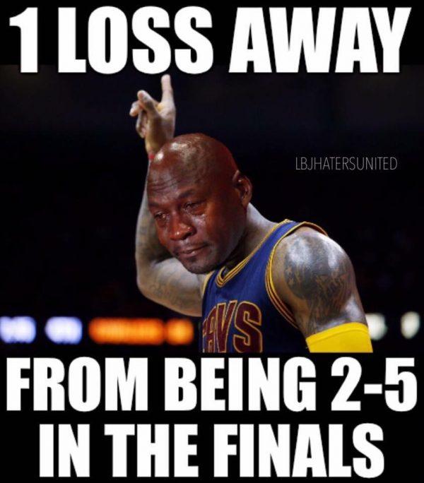 1 Loss Away