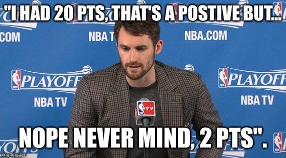 2 Pts Kevin Love