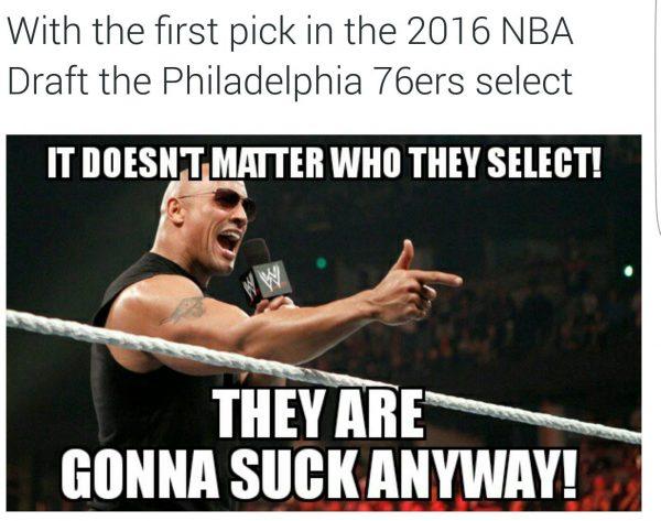 76ers Suck