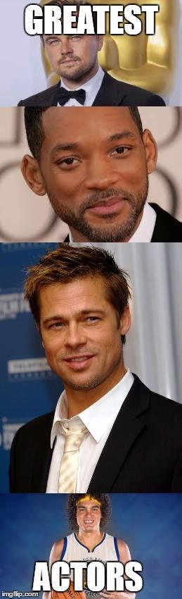 Best Actors Varejao
