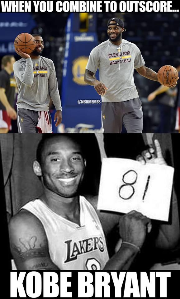 Better than Kobe