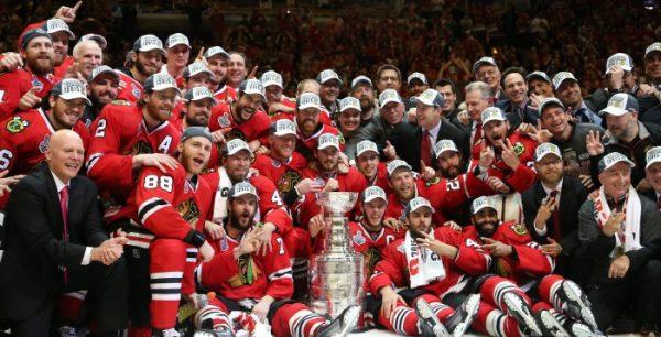 Blackhawks 2015 Stanley Cup