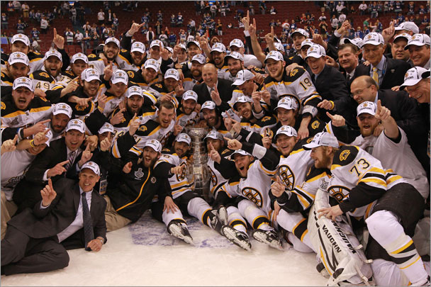 Bruins 2011 Stanley Cup