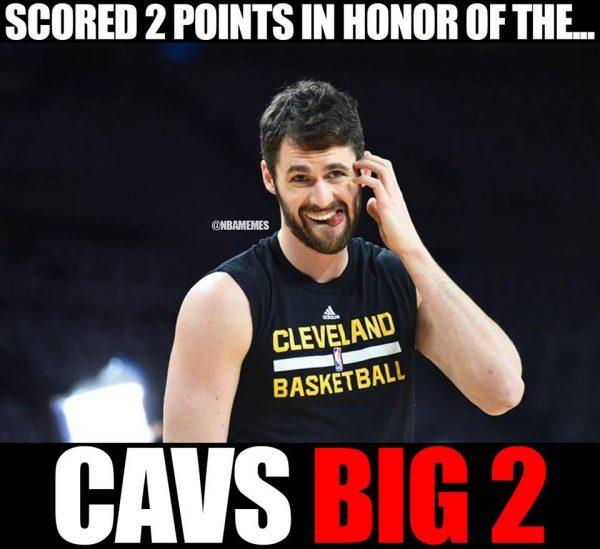 Cavs Big 2