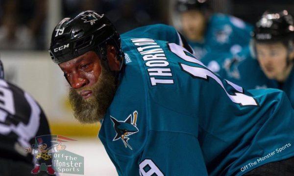 Crying Jordan Thornton