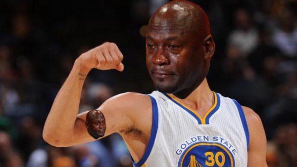 Crying Jordan muscles