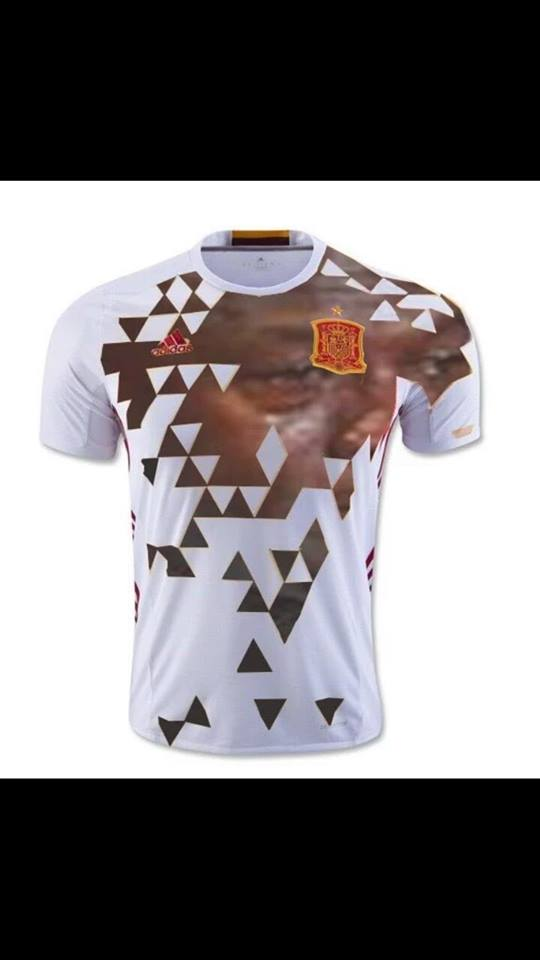 Crying Spanish Jersey