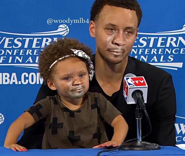 Curry Riley Crying Jordan