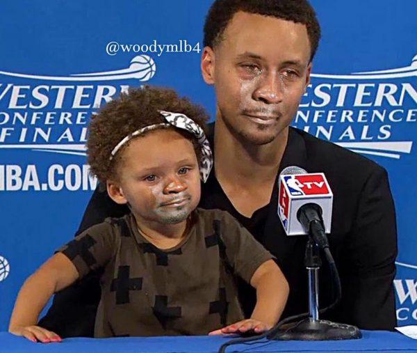 Curry Riley Crying Jordan