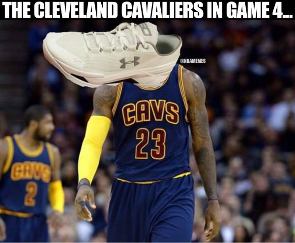Curry Shoe LeBron