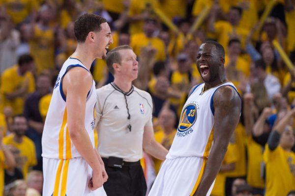 NBA: Playoffs-Memphis Grizzlies at Golden State Warriors