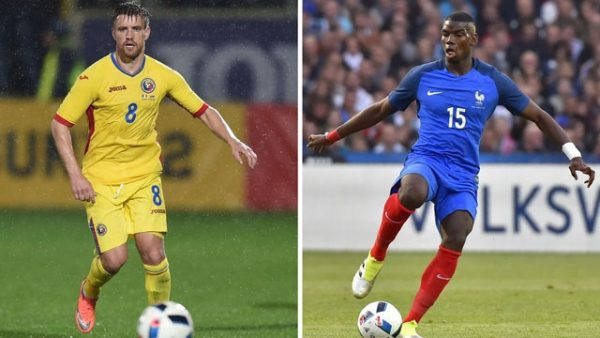 France vs Romania