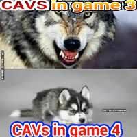 Game 3 v Game 4