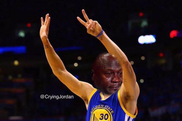 Game 7 Crying Jordan