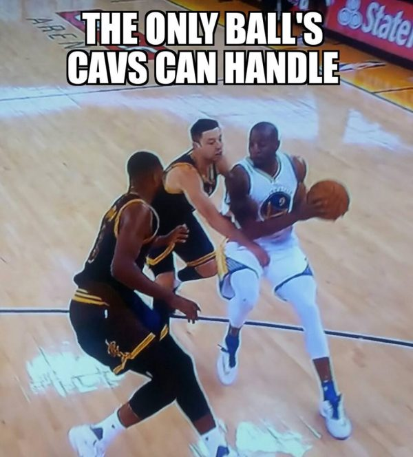 Handling Balls