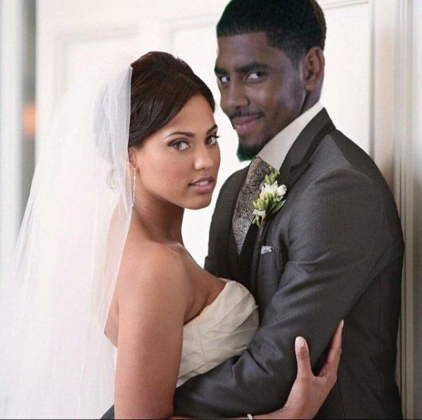 Irving marrying Ayesha
