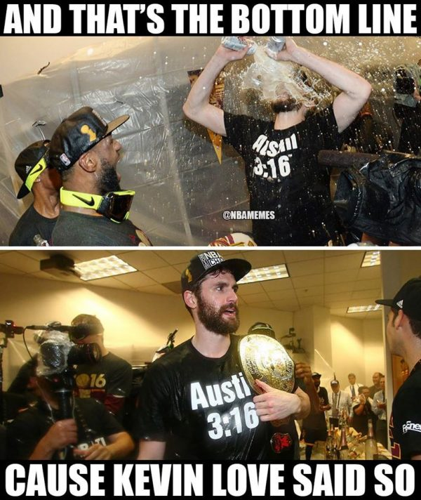Kevin Love 3-16