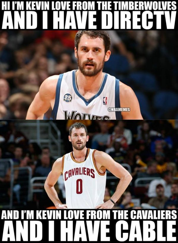 Kevin Love Cable